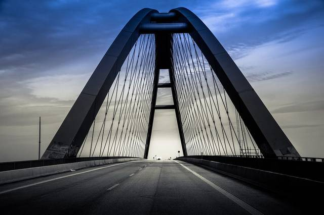 Bridge Island Fehmarn