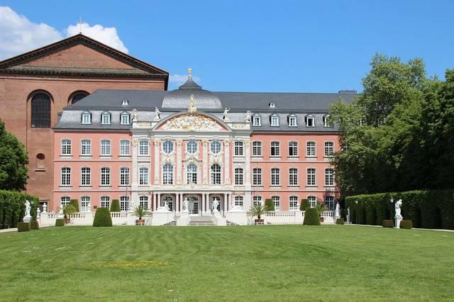 Kurfürstliches Palais Trier Rococo