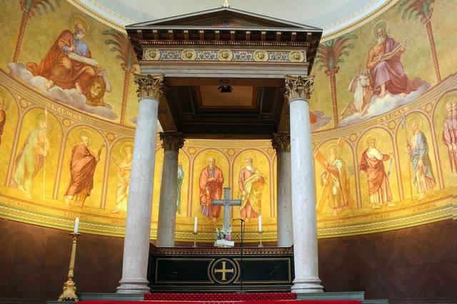 Church Nikolai In Potsdam
